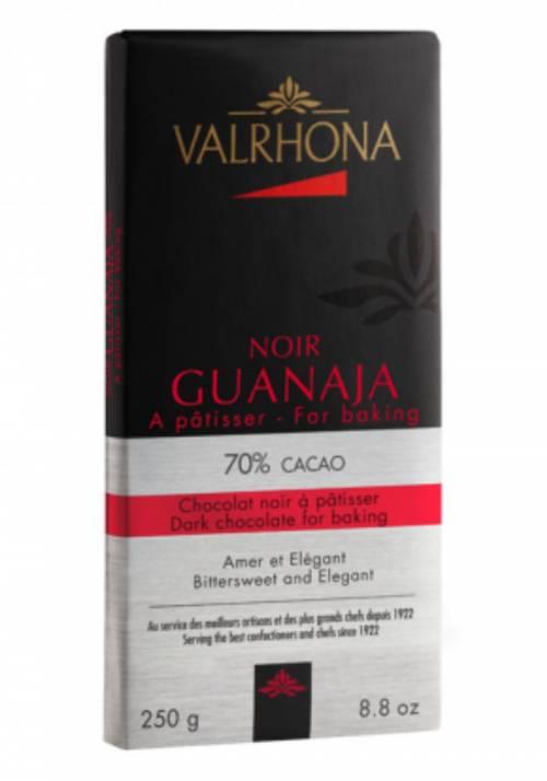 Valrhona Guanaja 70% - blok 250g