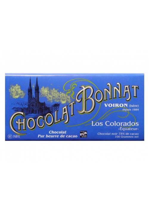 Bonnat Los Colorados Equateur 75% (Ekwador)
