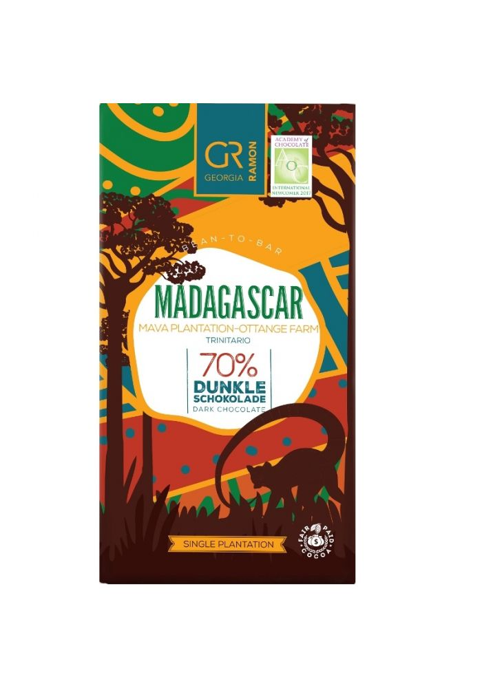 Georgia Ramon Madagascar 70%