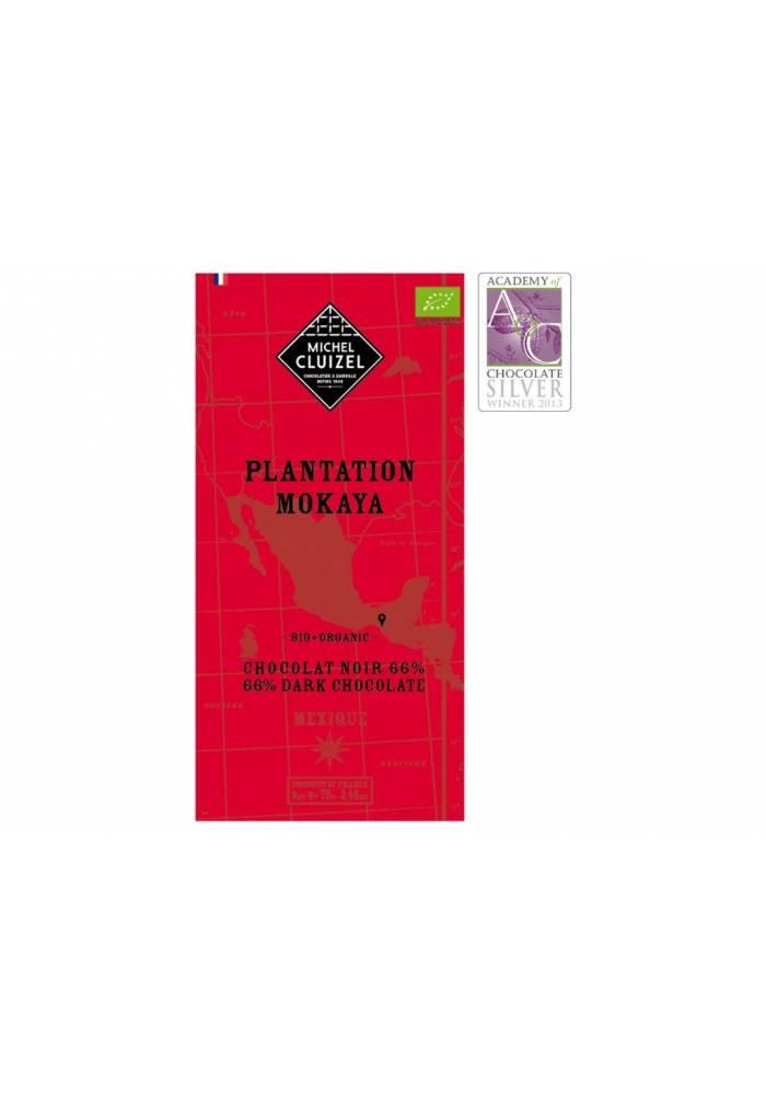 Organiczna czekolada Michel Cluizel Mokaya 66%