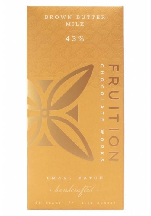 Fruition Brown Butter Milk 43% (mleczna z palonym masłem)