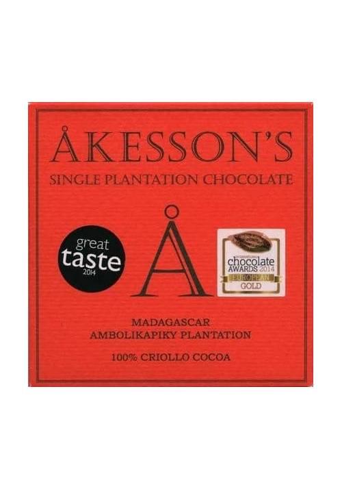 Akesson's Madagascar BIO 100% Criollo