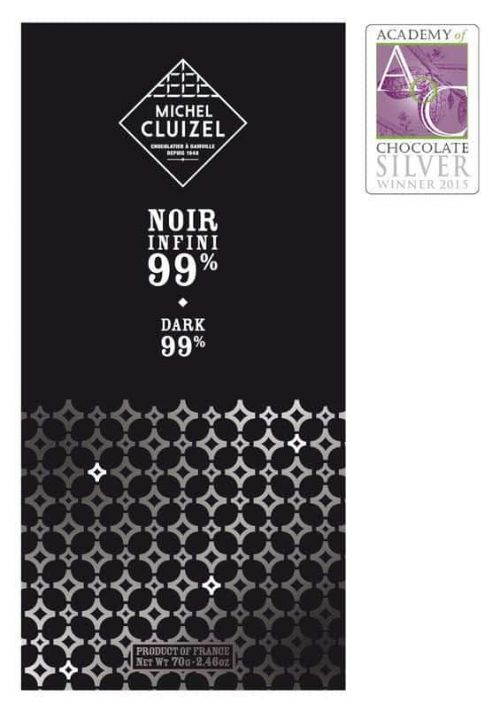 Michel Cluizel Noir Infini 99%