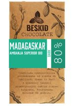 Beskid Madagaskar Ambanja Superior Bio 80%