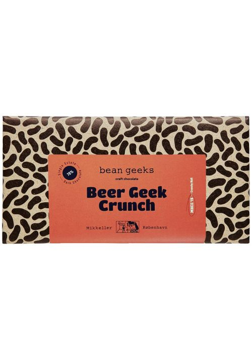 Bean Geeks Beer Geek Crunch