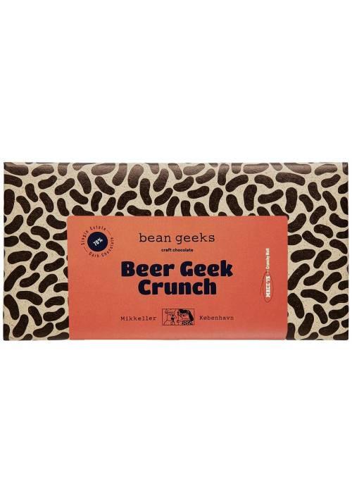 Bean Geeks Chocolate Beer Geeks Crunch - czekolada z jęczmieniem