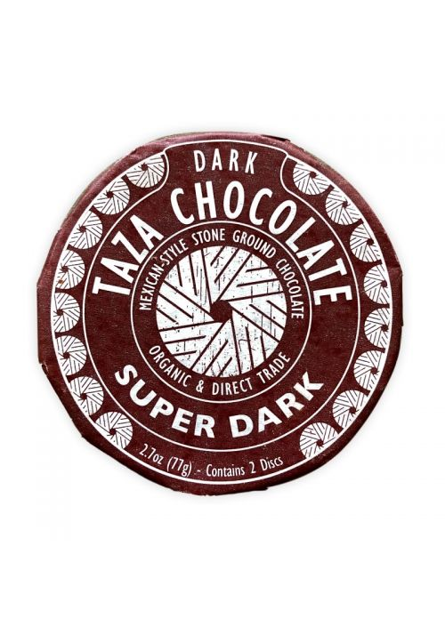 TAZA Chocolate Mexicano Super Dark 85%
