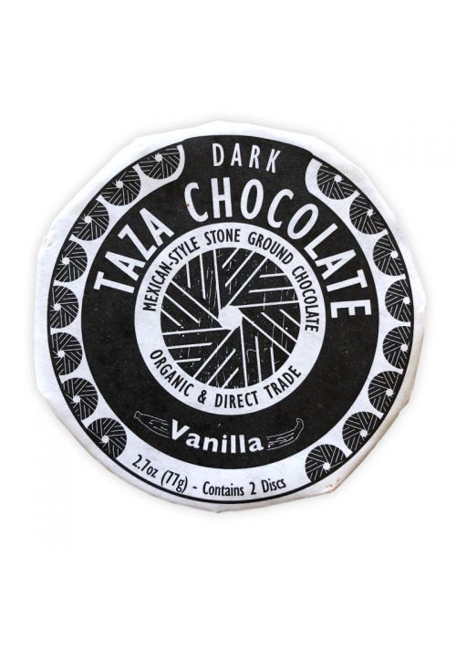 TAZA Chocolate Mexicano Vanilla 50%