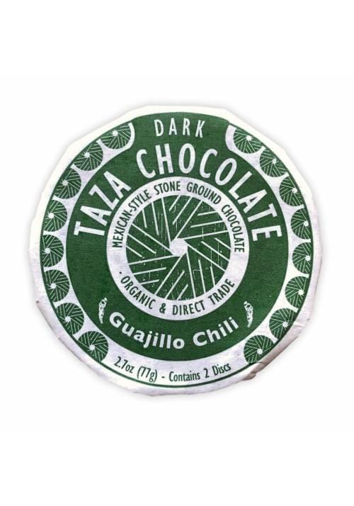 TAZA Chocolate Guajillo Chili 50%