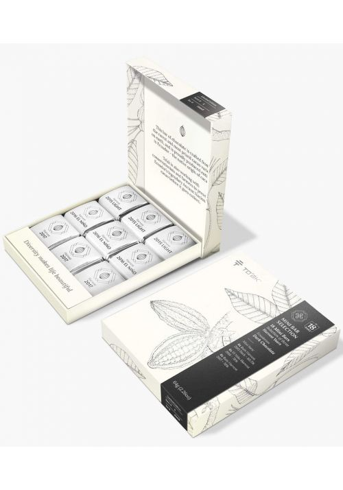 To'ak Chocolate Mini Bar Selection - Harvest