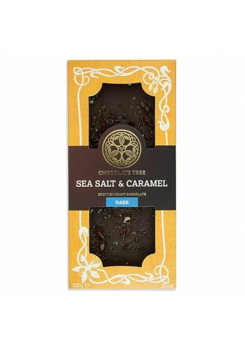 Chocolate Tree Sea Salt & Caramel 70% (sól morska i karmel)