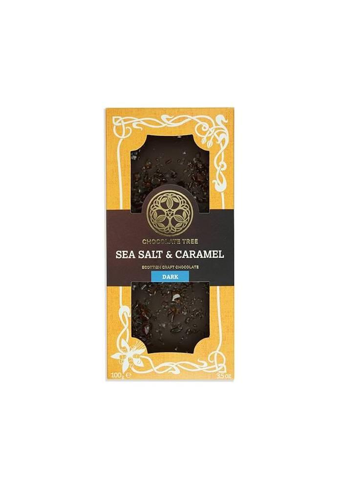 Chocolate Tree Sea Salt & Caramel - czekolada ze słonym karmelem