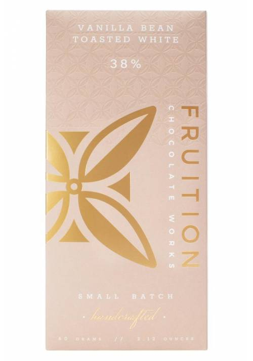 Fruition Vanilla Bean Toasted White 38%