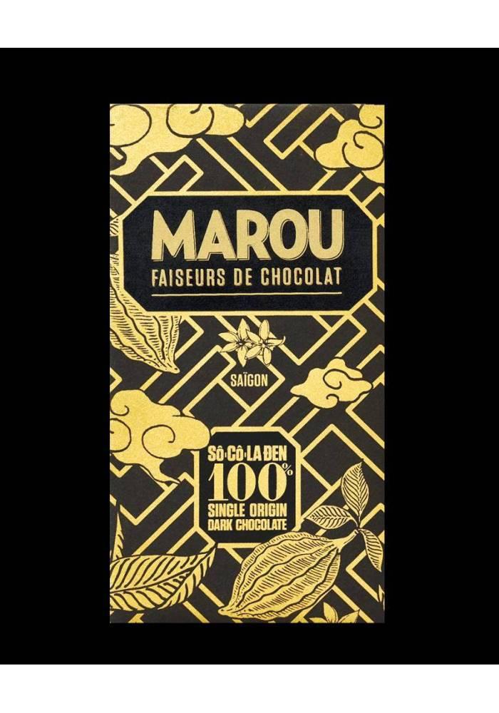Marou 100% Vietnam (Wietnam) - czekolada 100%
