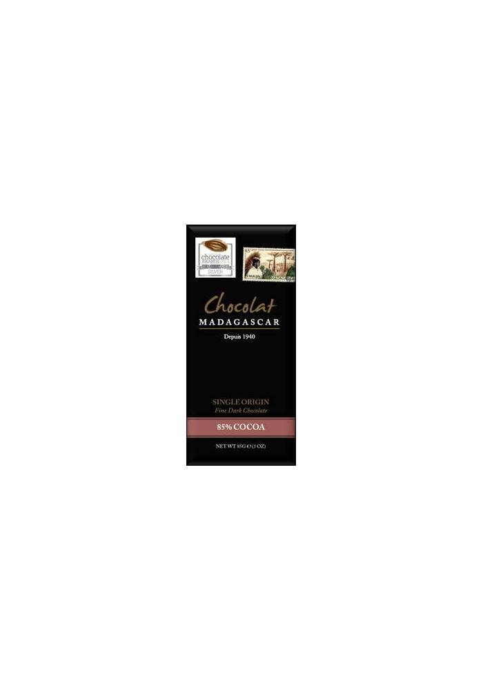 Chocolat Madagascar 85%
