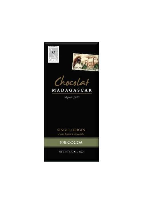 Chocolat Madagascar 70%