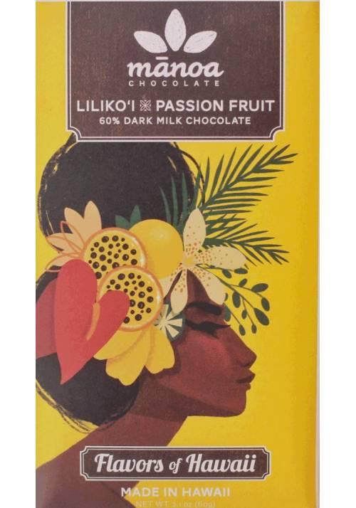 Manoa Liliko'i Passion Fruit - mleczna z marakują