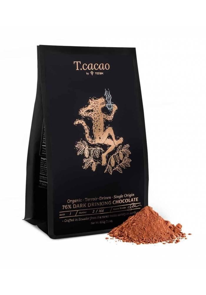 Pitna czekolada 76% To'ak T.cacao Classic