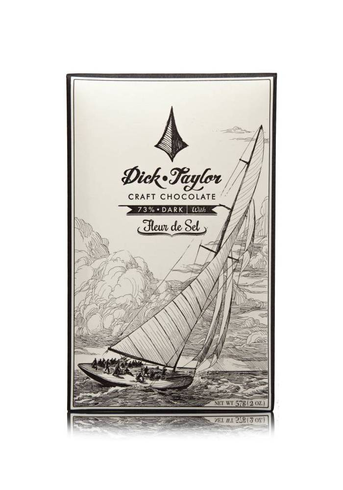Dick Taylor Sea Salt 73% (z solą morską)