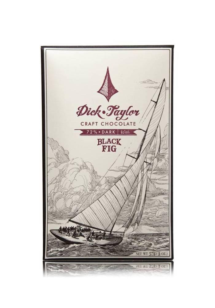 Dick Taylor Black Fig 72% (z figą odmiany mission)