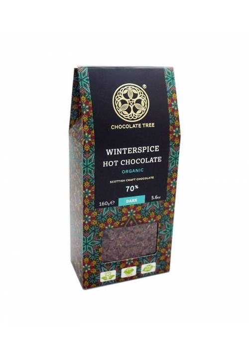 Pitna czekolada Chocolate Tree Winterspice - z zimowymi przyprawami