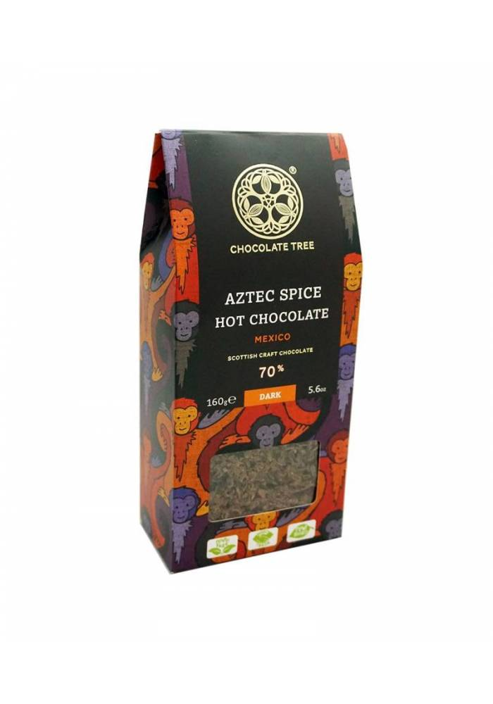 Pitna czekolada Chocolate Tree Mexico Aztec Spice 70%