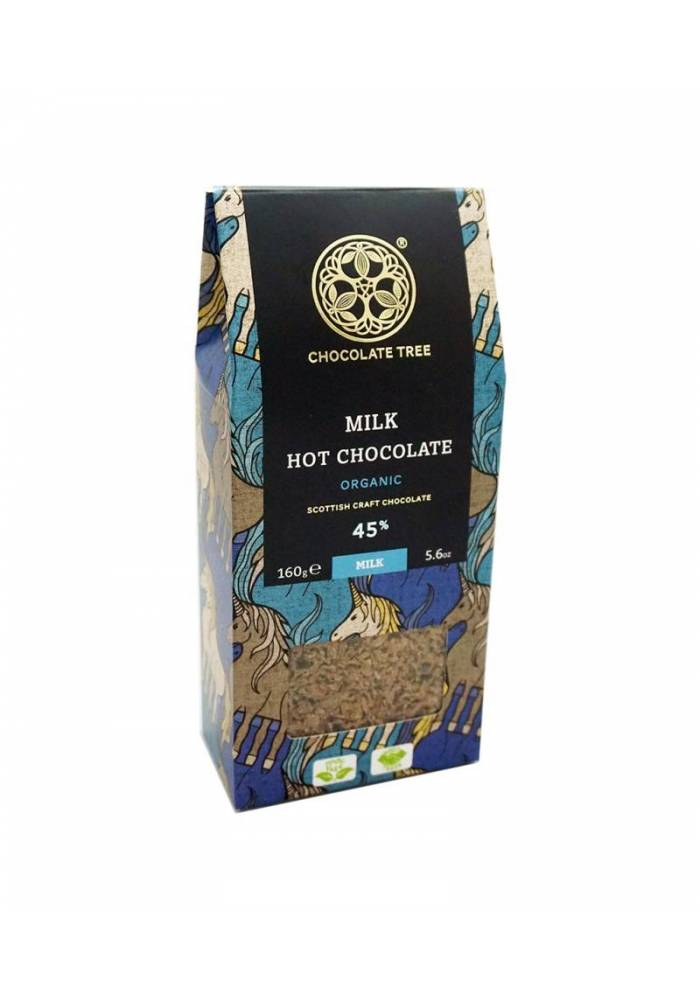 Mleczna pitna czekolada Chocolate Tree Milk 45%
