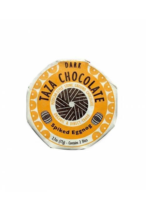 TAZA Chocolate Spiked Eggnog 55% (świąteczny ajerkoniak)