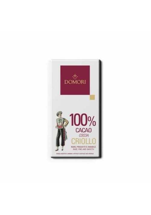Domori Criollo Blend 100%