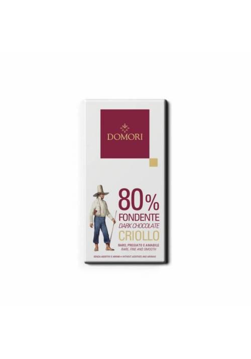 Domori Criollo Blend 80%