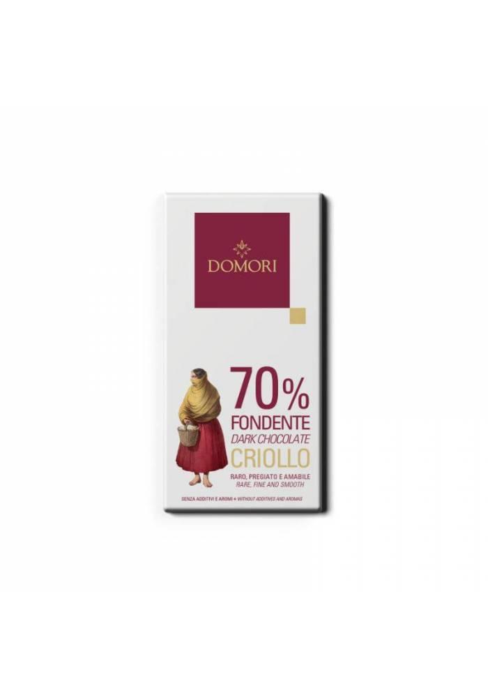 Domori Criollo 70%