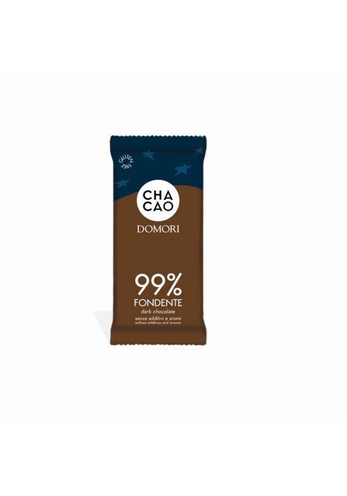 Domori CHACAO 99% kakao z Tanzanii
