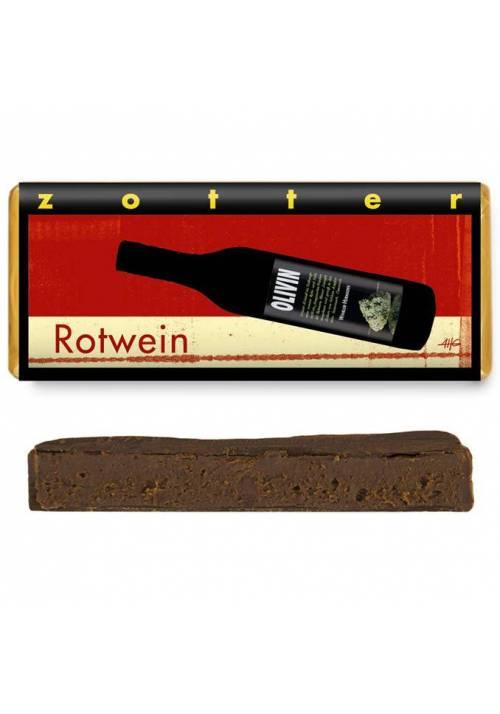 Zotter Rotwein Olivin Red Wine (czerwone wino i rodzynki)