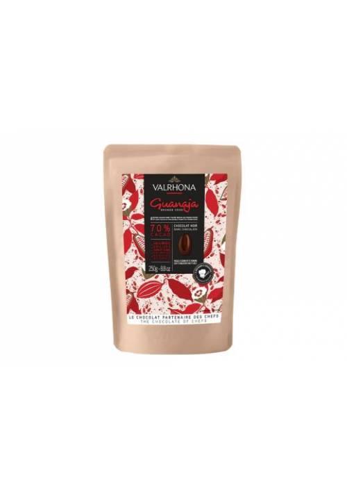 Valrhona Guanaja 70% - dropsy 250g