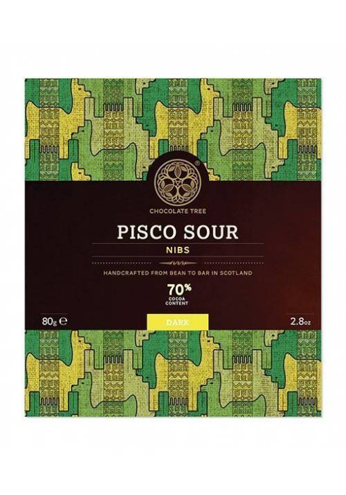 Chocolate Tree Pisco Sour 70% (duża - 80g)