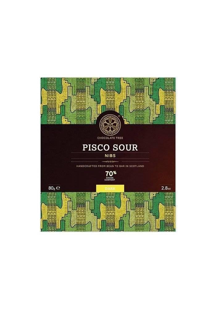 Chocolate Tree Pisco Sour 70%