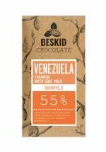 Beskid Wenezuela 55% z kozim mlekiem