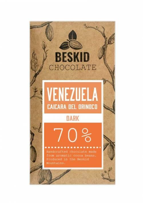 Beskid Wenezuela 70% Caicara del Orinoco