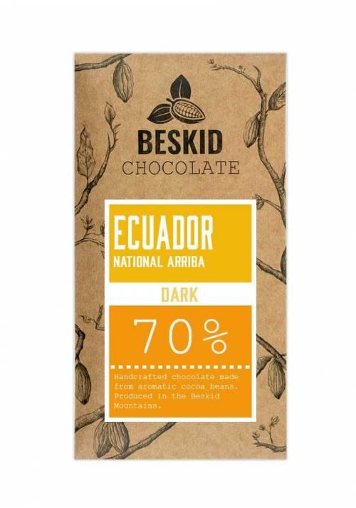 Beskid Ekwador Arriba 70%