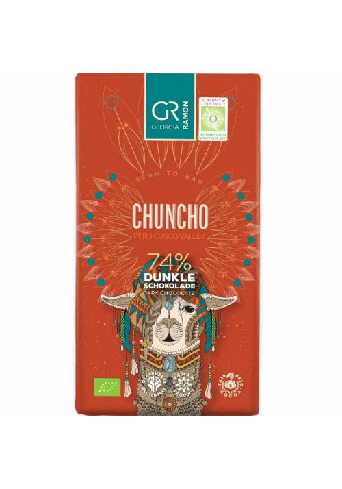Georgia Ramon Chuncho Peru Cusco Valley 74%