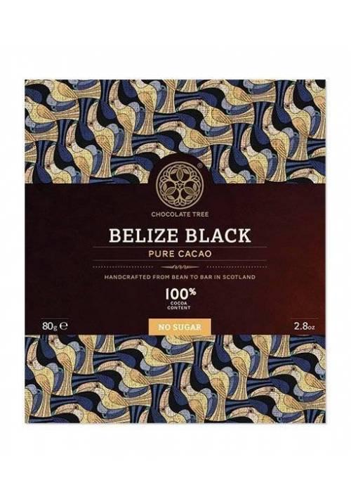 Chocolate Tree Belize Black 100% (duża wersja 80g)