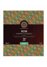 Chocolate Tree Rum Pineapple Coconut 70% (rum, ananas, kokos - duża wersja 80g)