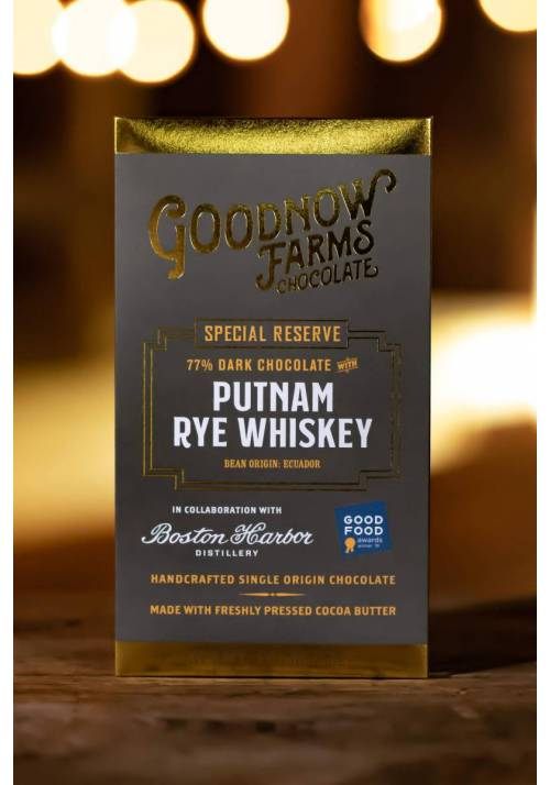 Goodnow Farms Special Reserve Putnam Rye Whiskey 77%