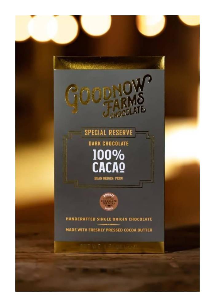 Goodnow Farms Special Reserve Czekolada 100%