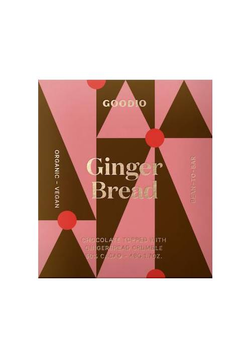 Goodio Ginger Bread 50% (piernikowa)