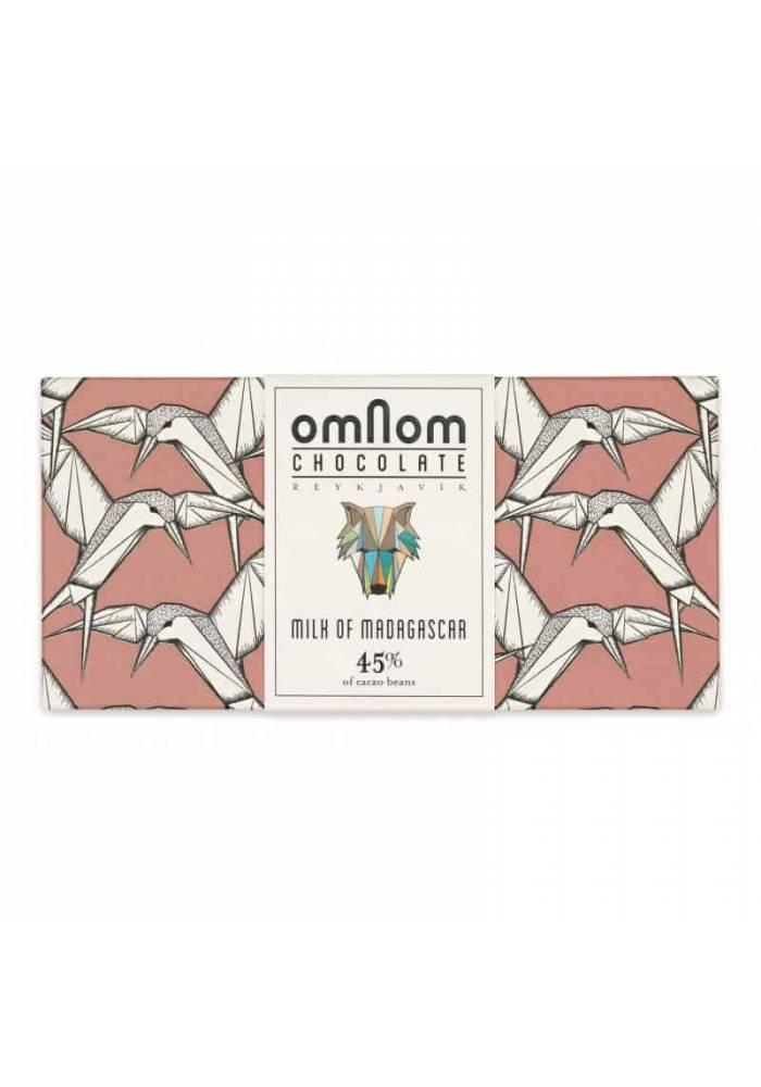 Omnom Chocolate Milk of Madagascar