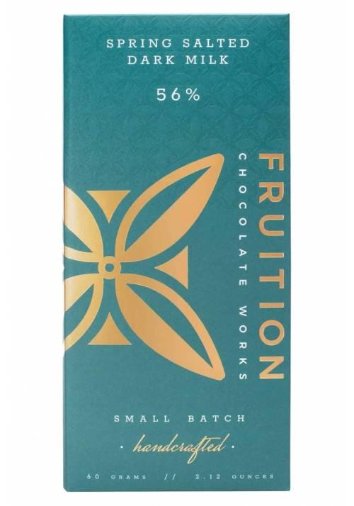 Fruition Spring Salted Dark Milk 56%