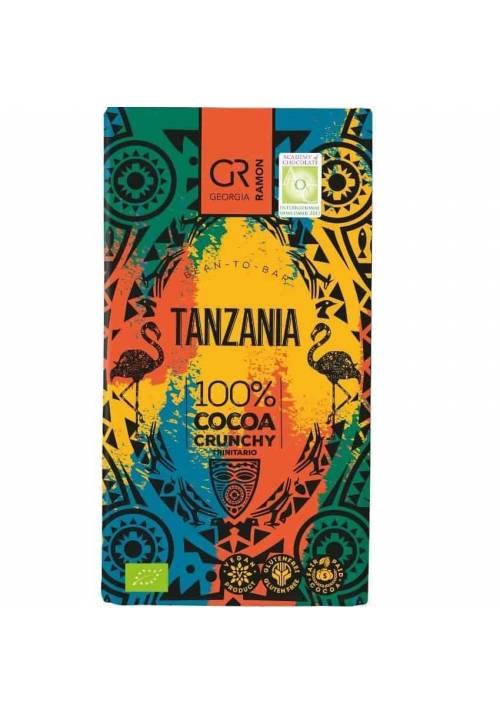 Georgia Ramon Crunchy Tanzania 100%