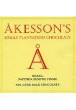 Akesson's Brazylia 55% mleczna