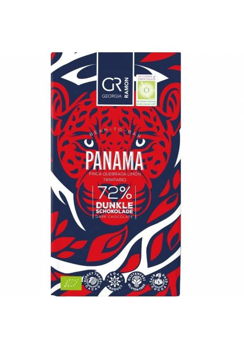 Georgia Ramon Panama 72% BIO
